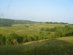 Kentucky Hillsides