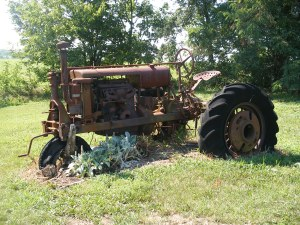 1930's tractor