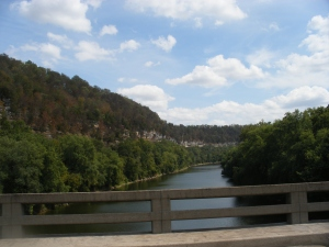 Kentucky River at Mercer County